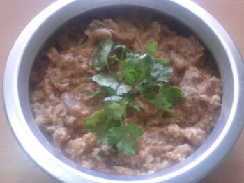 Mutton Gravy Recipe - Plattershare - Recipes, Food Stories And Food Enthusiasts