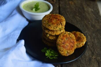 Healthy Quinoa Patties - Plattershare - Recipes, Food Stories And Food Enthusiasts
