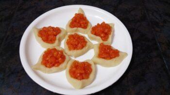 Kamola Bhog - Plattershare - Recipes, Food Stories And Food Enthusiasts