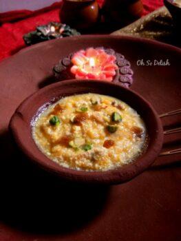 Kaddu Ki Kheer - Plattershare - Recipes, Food Stories And Food Enthusiasts