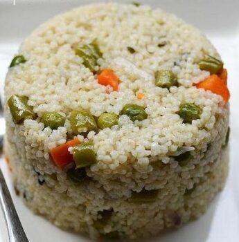Samai Rice Pulao - Plattershare - Recipes, Food Stories And Food Enthusiasts