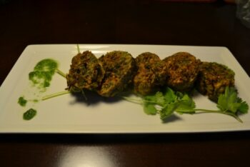 Parsely Fritters - Plattershare - Recipes, Food Stories And Food Enthusiasts