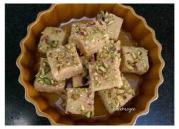 Kalakand - Plattershare - Recipes, Food Stories And Food Enthusiasts