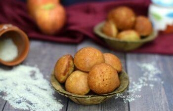 Apple Cinnamon Guliyappa Or Appe Using Gobindobhog Rice - Plattershare - Recipes, Food Stories And Food Enthusiasts