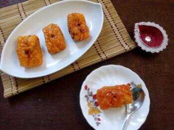 Lobongo Lotika - Plattershare - Recipes, Food Stories And Food Enthusiasts