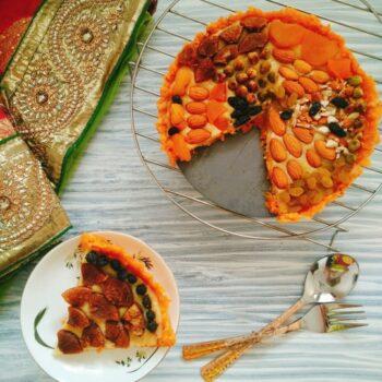 Carrot Fudge / Gajar Halwa Milk Barfi - Plattershare - Recipes, Food Stories And Food Enthusiasts