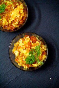 Paneer Bhurji Recipe - Plattershare - Recipes, Food Stories And Food Enthusiasts
