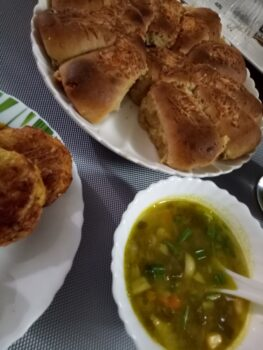 Veg Clear Soup - Plattershare - Recipes, Food Stories And Food Enthusiasts
