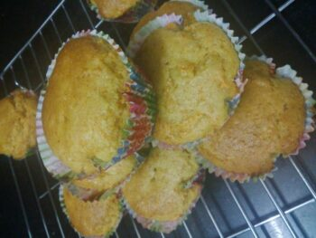 Whole Wheat Flour And Carrot Muffins - Plattershare - Recipes, Food Stories And Food Enthusiasts