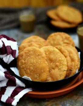 Kayi Vade Using Gobindobhog Rice - Plattershare - Recipes, Food Stories And Food Enthusiasts