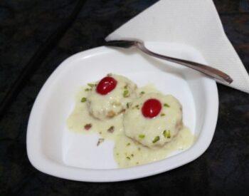 Kheer Malpua - Plattershare - Recipes, Food Stories And Food Enthusiasts