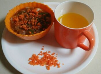 Orange Soup - Plattershare - Recipes, Food Stories And Food Enthusiasts
