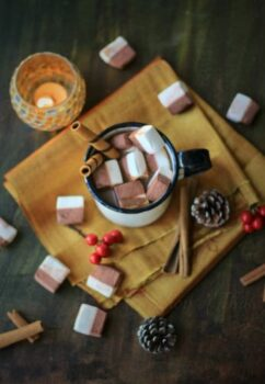 Homemade Hot Chocolate Recipe - Plattershare - Recipes, Food Stories And Food Enthusiasts