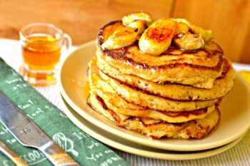 Easy Pancake Recipe - Plattershare - Recipes, Food Stories And Food Enthusiasts