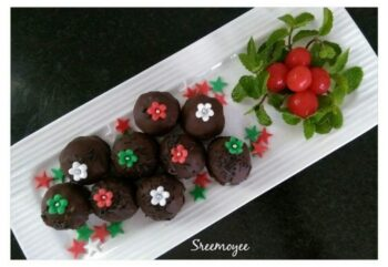 Fruity Cake Poppers - Plattershare - Recipes, Food Stories And Food Enthusiasts
