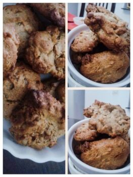 Dulche De Leche Oatmeal Cookies ( Eggless) - Plattershare - Recipes, Food Stories And Food Enthusiasts