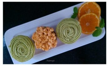 Orange Cupcakes - Plattershare - Recipes, Food Stories And Food Enthusiasts