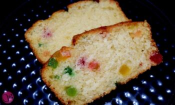 Eggless Malai Cake Recipe - Plattershare - Recipes, Food Stories And Food Enthusiasts