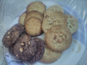 Flavours Of Cookies - Plattershare - Recipes, Food Stories And Food Enthusiasts