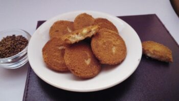 Flaxseeds Cookies - Plattershare - Recipes, Food Stories And Food Enthusiasts