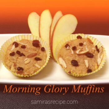 Morning Glory Muffins/ Breakfast Muffins - Plattershare - Recipes, Food Stories And Food Enthusiasts