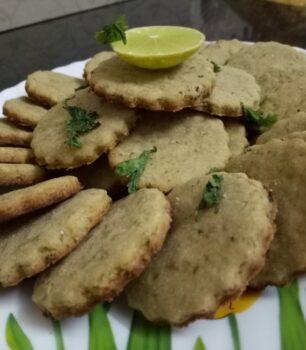 Lemon Basil Shortbread Cookies - Plattershare - Recipes, Food Stories And Food Enthusiasts