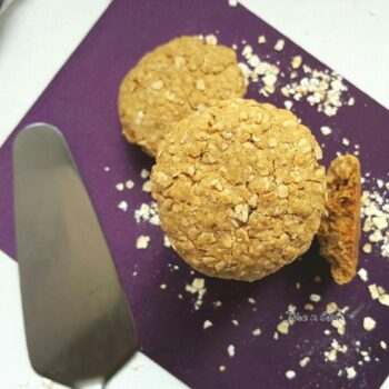 Anzac Biscuits - Plattershare - Recipes, Food Stories And Food Enthusiasts