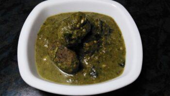 Green Kofta - Plattershare - Recipes, Food Stories And Food Enthusiasts