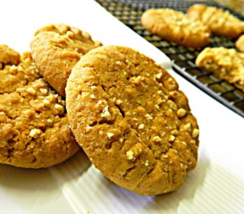 Peanut Butter Cookies No Eggs - Step By Step Photos - Plattershare - Recipes, Food Stories And Food Enthusiasts