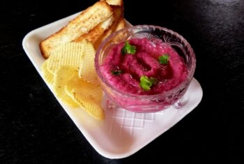 Baba Ganoush With A Heatlhy Twist - Plattershare - Recipes, Food Stories And Food Enthusiasts
