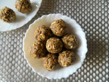 Peanut Butter Oatmeal Balls - Plattershare - Recipes, Food Stories And Food Enthusiasts