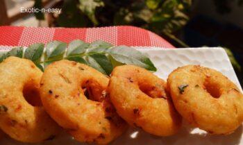 Poha Vada (Flattened Rice Vada) - Plattershare - Recipes, Food Stories And Food Enthusiasts