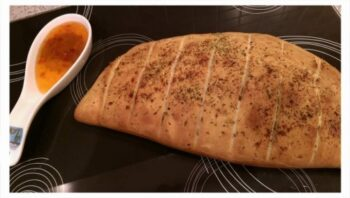 Garlic Bread (Dominos Style) - Plattershare - Recipes, Food Stories And Food Enthusiasts