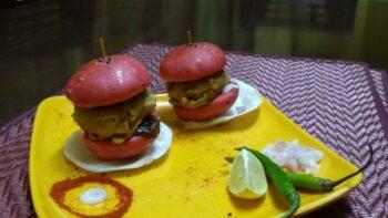 Beetroot Pav - Plattershare - Recipes, Food Stories And Food Enthusiasts
