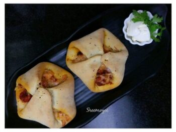 Chicken Parcels (Dominos Style) - Plattershare - Recipes, Food Stories And Food Enthusiasts