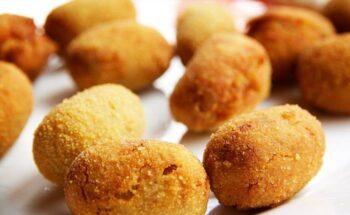 Ham Croquettes - Plattershare - Recipes, Food Stories And Food Enthusiasts