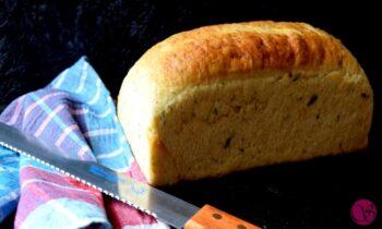 Sms Bread | Sambhar Masala Semolina Bread - Plattershare - Recipes, Food Stories And Food Enthusiasts