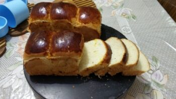 Japanese Sandwich Loaf Bread (Tangzhong Method) - Plattershare - Recipes, Food Stories And Food Enthusiasts