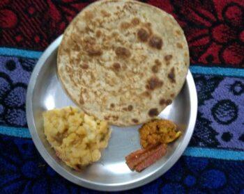 Sattu Paratha - Plattershare - Recipes, Food Stories And Food Enthusiasts