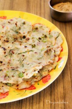 Avarekalu / Lilva Beans &Amp; Sabsige Soppu / Dill Leaves - Flattened Rice Bread - Plattershare - Recipes, Food Stories And Food Enthusiasts