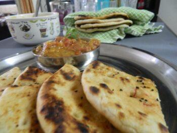 Kashmiri Taftan - Plattershare - Recipes, Food Stories And Food Enthusiasts