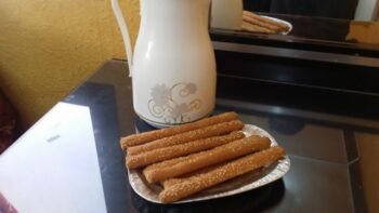 Bosomat (Egyptian Bread Sticks)... - Plattershare - Recipes, Food Stories And Food Enthusiasts