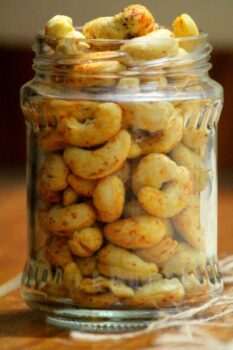 Roasted Cashews - Plattershare - Recipes, Food Stories And Food Enthusiasts