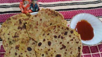 Phoolgobi Ke Parathe - Plattershare - Recipes, Food Stories And Food Enthusiasts