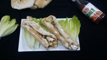 Homemade Chicken Shawarma - Plattershare - Recipes, Food Stories And Food Enthusiasts