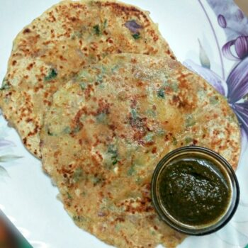 Instant Aloo Paratha - Plattershare - Recipes, Food Stories And Food Enthusiasts