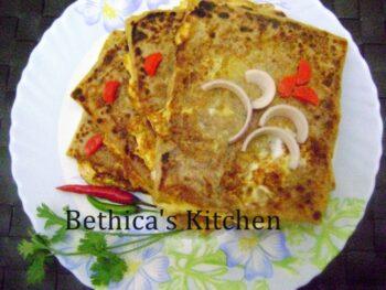 Baida Roti - Plattershare - Recipes, Food Stories And Food Enthusiasts
