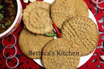 Khoba Roti - Plattershare - Recipes, Food Stories And Food Enthusiasts