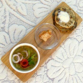 Bajre Ki Roti - Plattershare - Recipes, Food Stories And Food Enthusiasts