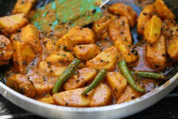 Kachalu Achar - Plattershare - Recipes, Food Stories And Food Enthusiasts